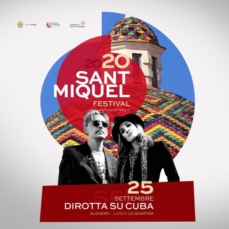 Sant Miquel Festivale - Diretta Ssu Cuba