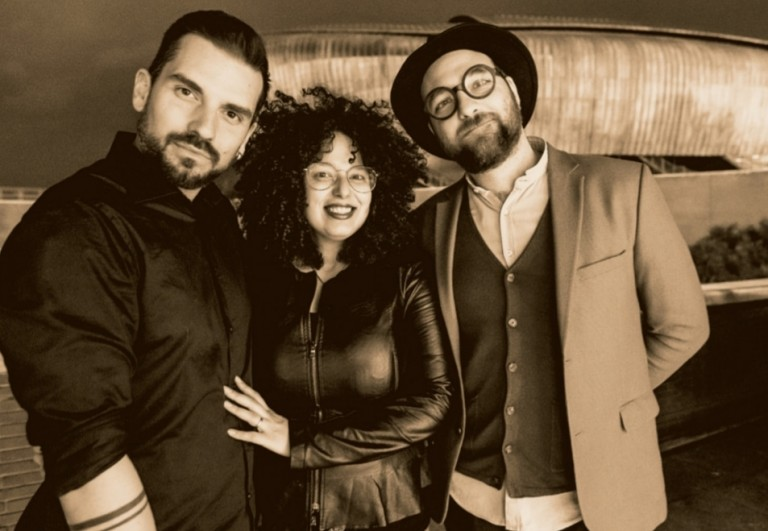Sade Mangiaracina Trio