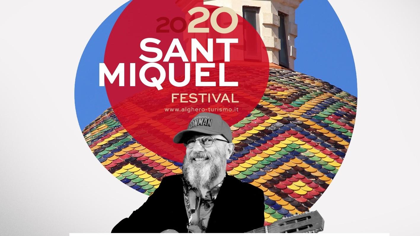 Sant Miquel Festivale - Sergio Caputo