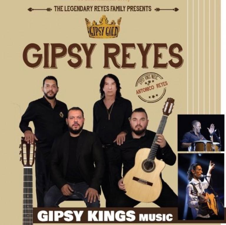 Gipsy Reyes